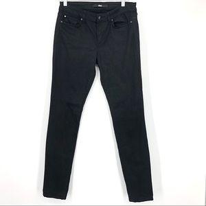 Else Black Skinny Jeans